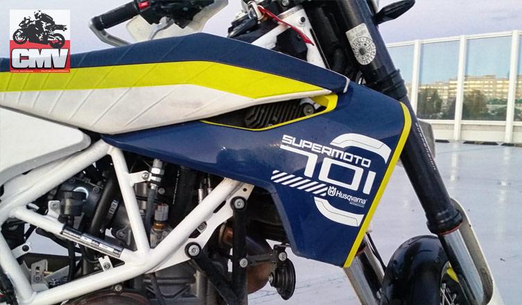 Husqvarna 701 Supetmoto ABS