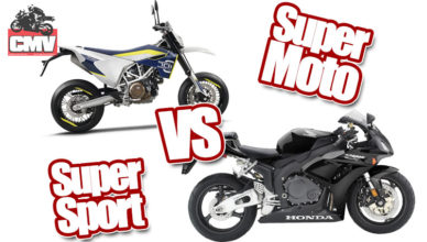 SuperSport vs SuperMoto