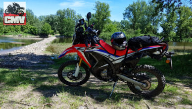 honda crf250 rally enduro