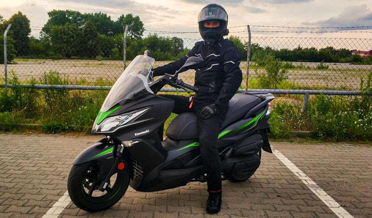 kawasaki j125 coda motovideo